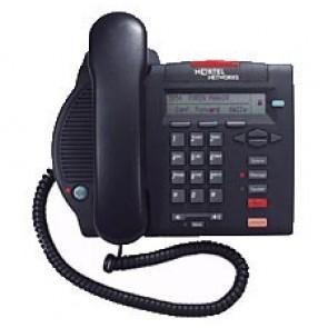 Nortel Option M3902 Basic Systemtelefon - Runderneuert - Grau
