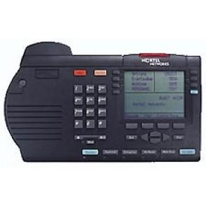 Nortel Option M3905 Call Center Systemtelefon - Runderneuert - Schwarz