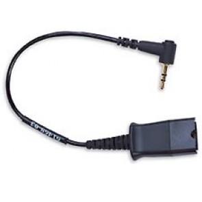 Plantronics Adapterkabel 2,5mm Klinke auf QD - Linksys/Spectralink