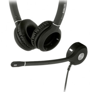 Avalle Verso Binaural USB Headset
