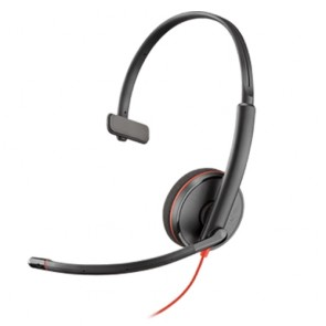 Plantronics Blackwire C3210 USB Einohriges Headset mit USB