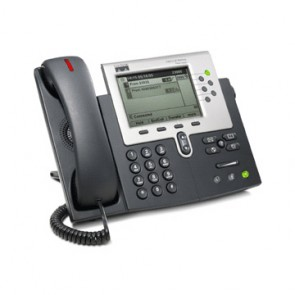 Cisco 7961G-GE IP Gigabit Systemtelefon