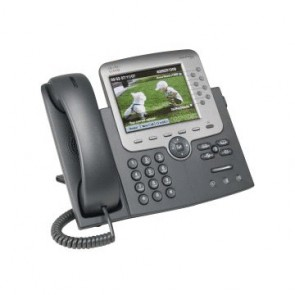 Cisco 7975G IP Systemtelefon