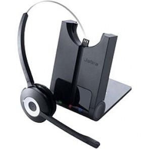 Jabra PRO 935 Mono UC MS Schnurloses Profi-Headset für Nutzung mit PC und