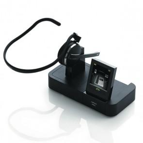 Jabra PRO 9470 Mono Mehrzweck-Headset mit Touchscreen-Basis