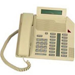 Nortel Meridian M2616D Systemtelefon - Grau - Erneuert
