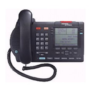 Nortel Option M3904 Professional Systemtelefon - Schwarz