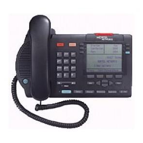 Nortel Option M3904 Professional Systemtelefon - Runderneuert - Schwarz