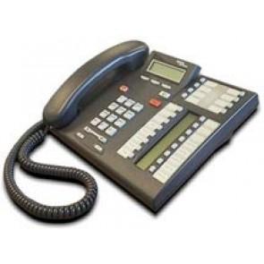 Nortel Meridian Norstar T7316e Systemtelefon - Schwarz