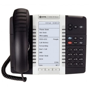 Mitel 5340E IP System Telephone