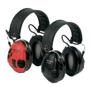 Peltor SportTac Gehörschutz Kopfhörer Gehörschutz für Jäger und Sportschützen