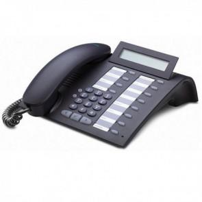 Siemens optiPoint 500 Basic Telefon - Erneuert - Schwarz Digitales Freisprech-Systemtelefon