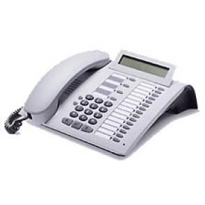 Siemens optiPoint 500 Advance Telefon - Erneuert - Schwarz