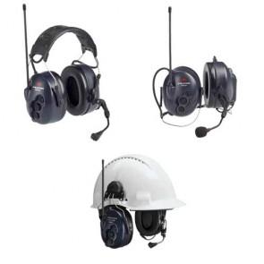 Peltor Litecom Gehörschutz Gehörschutz mit PTT (Push- to-Talk)