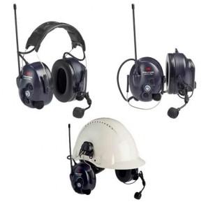Peltor Litecom Plus Gehörschutz mit eingebautem PMR446 Funkgerät