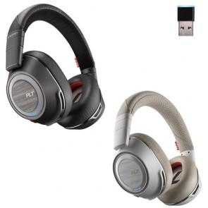 Plantronics Voyager 8200 UC Bluetooth-Kopfhörer mit aktiver