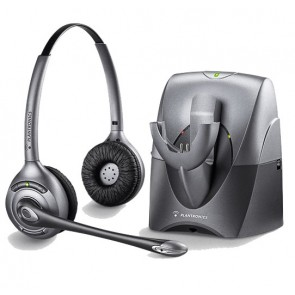 Plantronics CS361N Schnurlos Headset - Runderneuert