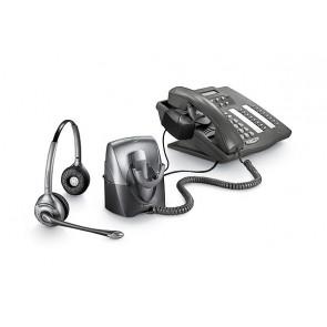 Plantronics CS361N Schnurlos Headset mit HL10 Telefonhörer-Lifter - Runderneuert