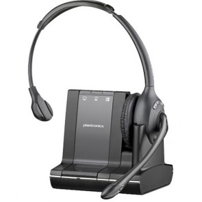 Plantronics Savi W710 Over The Head Monaural Kopfhörer