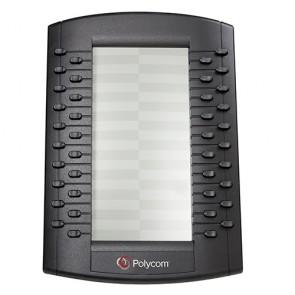 Polycom VVX 40 Erweiterungsmodul Erweiterungsmodul mit 40 Tasten