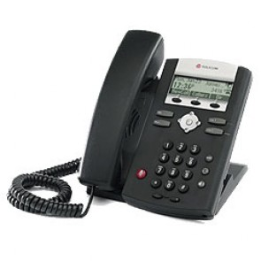 Polycom SoundPoint IP 331 Voip Telephone - Erneuert