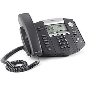 Polycom SoundPoint IP 550 VoIP Telefon