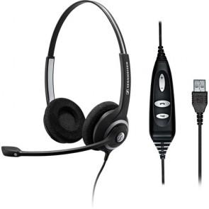 Sennheiser SC260 Binaural USB Control Headset