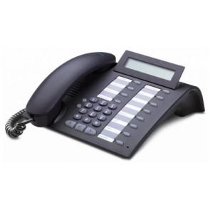 Siemens optiPoint 500 Standard Telefon - Schwarz - Erneuert