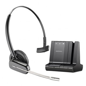 Plantronics Savi Office W740 Wireless Kopfhörer Wireless Kopfhörer