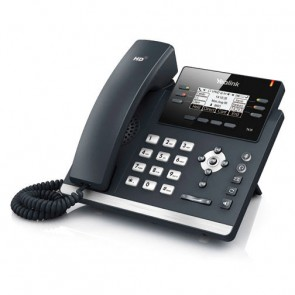 Yealink SIP-T41P IP Telefon mit 3 SIP-Accounts