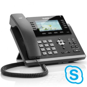 Yealink SIP-T46G SFB Gigabit IP Telefon Gigabit mit 6 SIP-Accounts