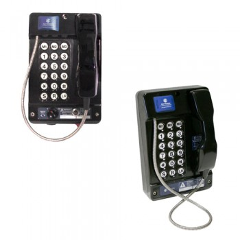 Gai-Tronics Auteldac 5 ATEX Approved Telephone  - Steel Cord