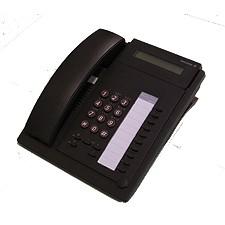 Telefono Ericsson DBC 3212 Standard - Ricondizionato – Nero