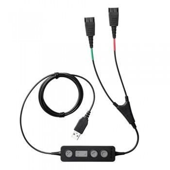 Jabra Link 265 USB To QD Training Cable