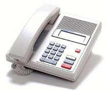 Meridian Norstar M7100 Telefono - Ricondizionato - Grigo