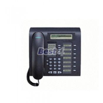 Telefono Siemens Optipoint 420 Economy Plus - Nero - Ricondizionato