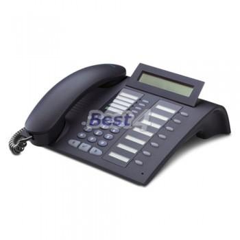 Telefono Siemens Optipoint 420 Economy - Nero - Ricondizionato