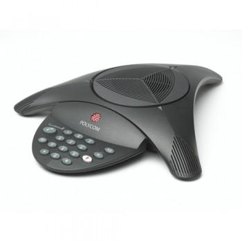 Telefono Polycom basico audioconferenza SoundStation 2