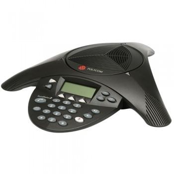Telefono Polycom audioconferenza SoundStation 2 LCD