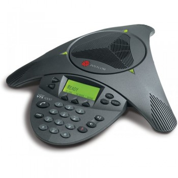 Telefono di conferenza wide band Polycom SoundStation VTX 1000