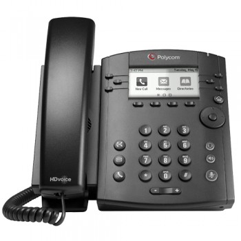 Polycom VVX300 HD Voice Phone