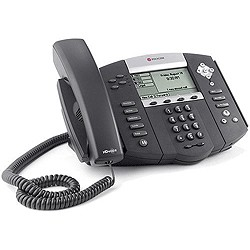 Telelfono Polycom SoundPoint IP 550 HD VoIP