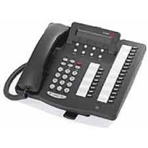 Avaya Definity 6424D+ Phone - Black - Refurbished