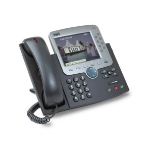 Cisco 7971G-GE IP Sistema Telefonico