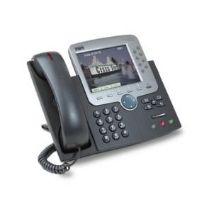 Cisco 7971G-GE IP Sistema Telefonico