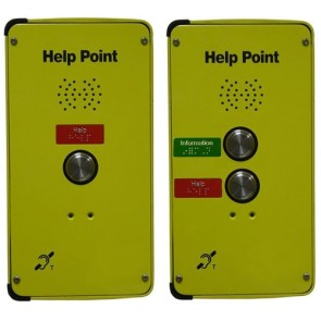 Gai-Tronics Public Access Help Point DDA SIP Telephone