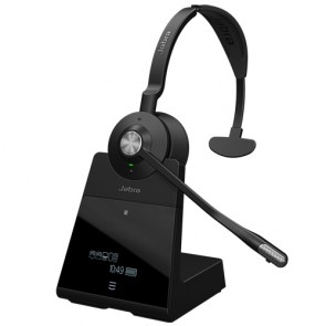 Jabra Engage 75 Mono Wireless DECT Headset for Deskphone, PC &