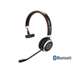Jabra Evolve 65 USB / Bluetooth Mono Cuffie Mono, USB / Bluetooth, NFC