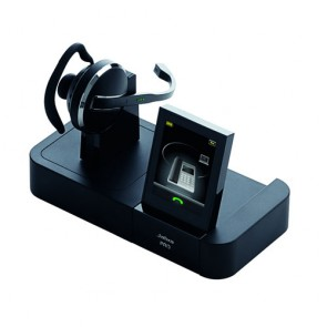 Cuffie multiuso Jabra PRO 9460 Mono con base Touch Screen