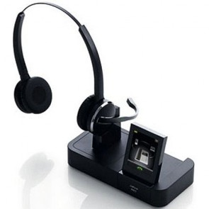 Cuffia multiuso Jabra PRO 9460 Duo con base Touch Screen